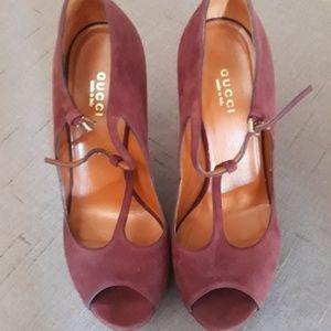 Gucci shoes 36/5